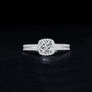 1.16ctw CZ Ring - 925 Sterling Silver